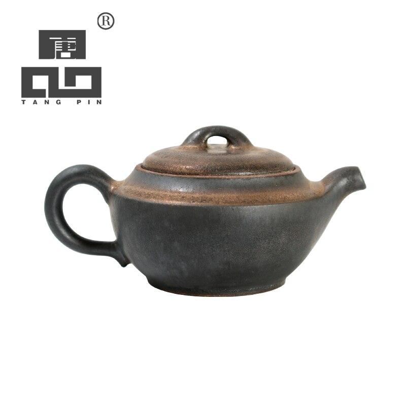 TANGPIN coffee and tea sets antique japanese ceramic teapot kettle tea pot ceramic japanese tea set