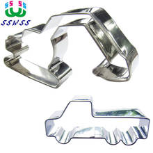 Engineering Vehicle Shape Cake Decorating Tools,Construction Machinery Series Cookie Biscuit Baking Molds,Direct Selling