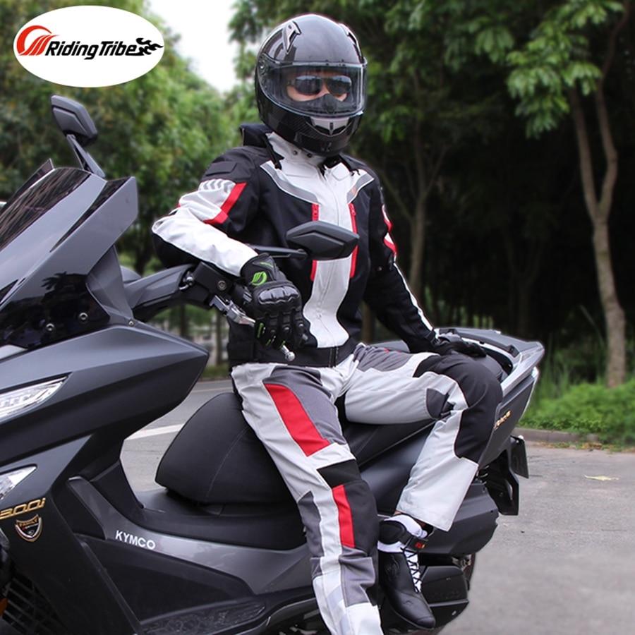 Free Shipping 1pcs Men Outdoor Sports Equipment Men Summer Ventilation Racing Waterproof Motorcycle Jacket With 7pcs Pads