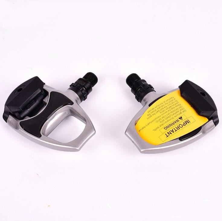 PD R540 composants de pédales SPD auto-bloquantes utilisant pour les pièces de vélo de route de course de vélo pédale r540 avec crampons SH11 à l'intérieur