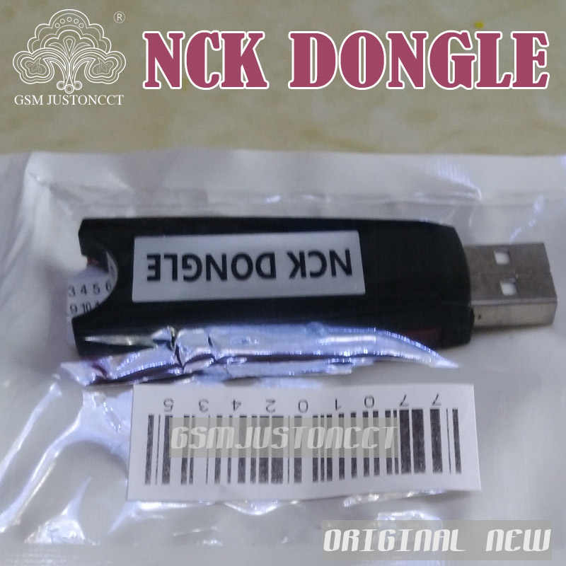Detail Feedback Questions about original new NCK Dongle