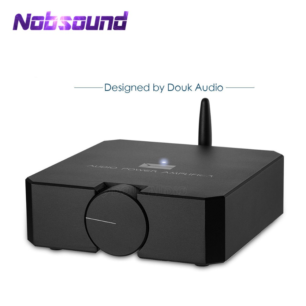Nobsound High End HiFi Bluetooth 5 0 Audio Power Amplifier Stereo Headphone Amp MOSFET 80W 2