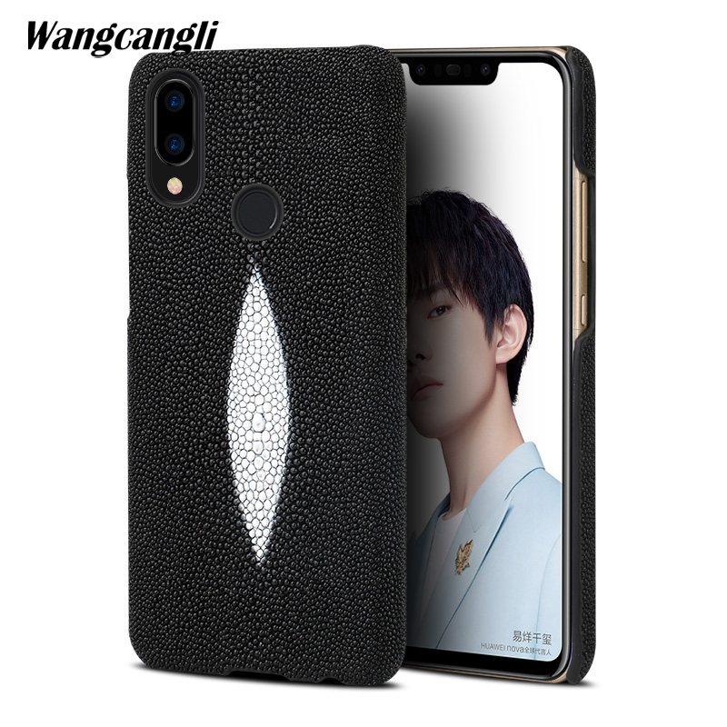 Custom pearl leather phone case For HUAWEI Nova 3 pearl half-pack mobile phone case mobile phone case For HUAWEI Nova 2sCustom pearl leather phone case For HUAWEI Nova 3 pearl half-pack mobile phone case mobile phone case For HUAWEI Nova 2s
