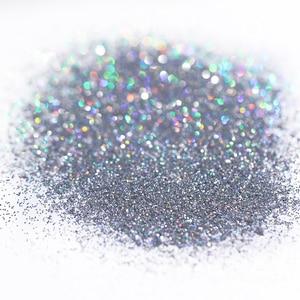 Image 5 - 10/5g Nail Glitter Powder  Laser Nail Art Shimmer Powder Purple Silver Shining Nail Powder Decoration