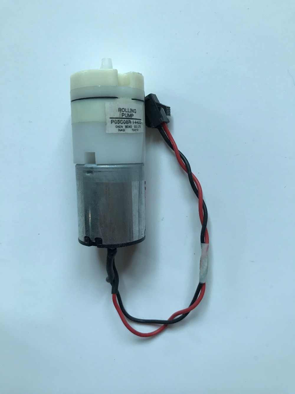 Fast Shipping Free Oken Seiko Miniature Air Pump Water Electrical Wiring Diaphragm P05c06r M26b12340r Dc12v In Replacement Parts From Home Improvement
