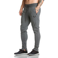 Mens Brand Sweatpants Fashion Leisure Gyms Workout Fitness Bodybuilding Sportswear Cotton Drawers Trousers Joggers Skinny Pants