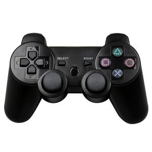 Image 2 - سماعة لاسلكية تعمل بالبلوتوث غمبد لسوني PS3 تحكم بلاي ستيشن 3 وحدة التحكم Dualshock عصا التحكم في اللعبة Joypad غمبد عن بعد