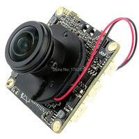 2MP IPC Camera Board Sony HI3516C IMX222 1080P Mini Wide Angle Panoramic Mini IP Camera Module