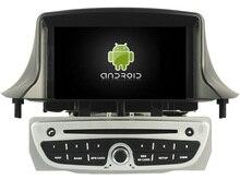 Android 7.1 Car Audio DVD плеер для Renault Fluence 2009-2011 Автомобильный GPS мультимедийного головного устройства приемник Поддержка DVR WI-FI dab OBD