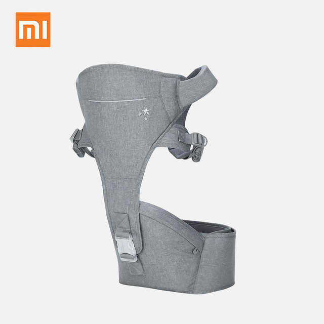 Xiaomi Baby Belt Waist Sling Hold Baby Waist Stool Backpacks Carriers Four Seasons Multi-Functional 3-20 Months Infant Hip Seat