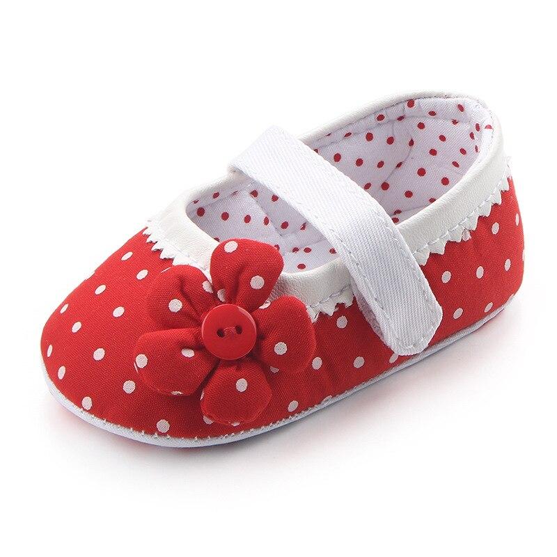 Joyo roy dziewczynek antypoślizgowe bawełniane buty 0-2 lat dzieci - Buty dziecięce - Zdjęcie 4