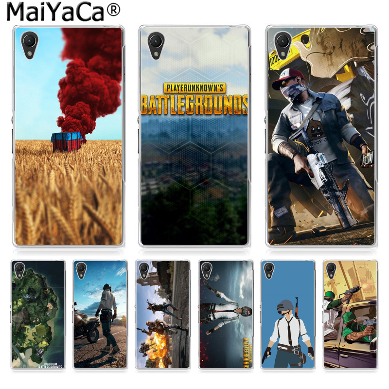 MaiYaCa BATTLEGROUNDS Jedi survival game Luxury Fashion Phone Case for Sony Z2 Z3 Z4 Z5 Z5c for LG G3 G4 G5 for MOTO G Cover