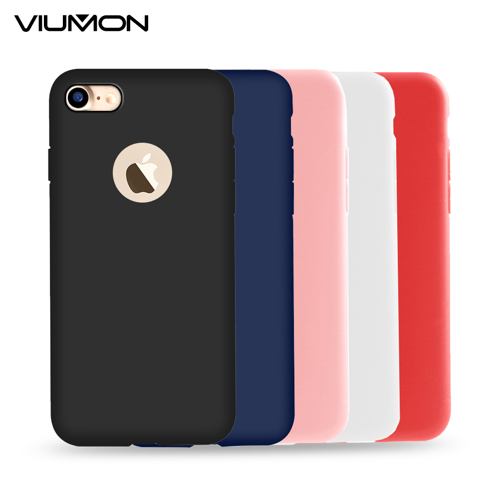 viumon luxury cover case for iphone 7 plus slim soft cell phone coque for apple iphone 7 case 4