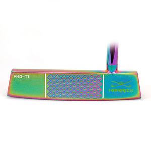 Image 3 - GPVD גימור פחמן פלדת CNC הסתובב גולף להתבטל צבעוני גולף מועדוני freeshipping