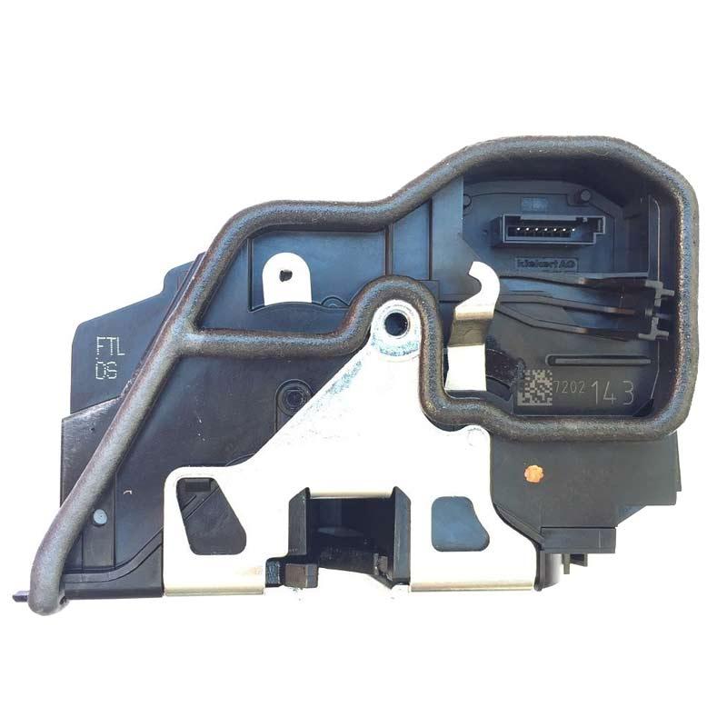 Nouveau verrou d'actionneur de serrure de porte avant gauche de voiture convient pour BMW X6 E70 51217202143 DXY88