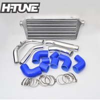 H TUNE 4x4 Pickup Front Mount Turbo Diesel Intercooler Piping Kit for Hilux Vigo 3.0L KUN16 / KUN26 05 14
