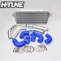 H TUNE 4x4 Pickup Front Mount Turbo Diesel Intercooler Piping Kit for Hilux Vigo 3.0L KUN16 / KUN26 05 14