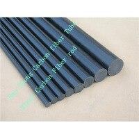 цена на Diameter 3mm 4mm 5mm 6mm 7mm 8mm 10mm 12mm X L1000mm Carbon Fiber Rods for RC Plane, suit for RC Model