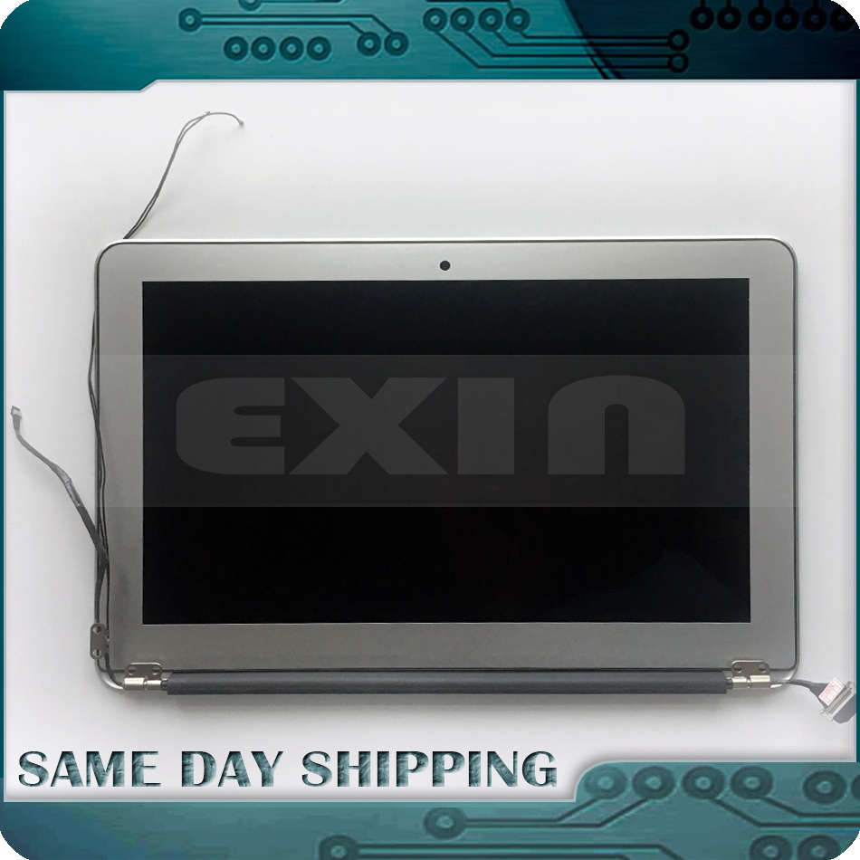 Batera A1495 Para Macbook Air 11 A1465 Md711ll 2013 A Baterai Exin 100 Genuine New For Lcd Screen Display Full Assembly 2014 2015 Year 661 7468 02345
