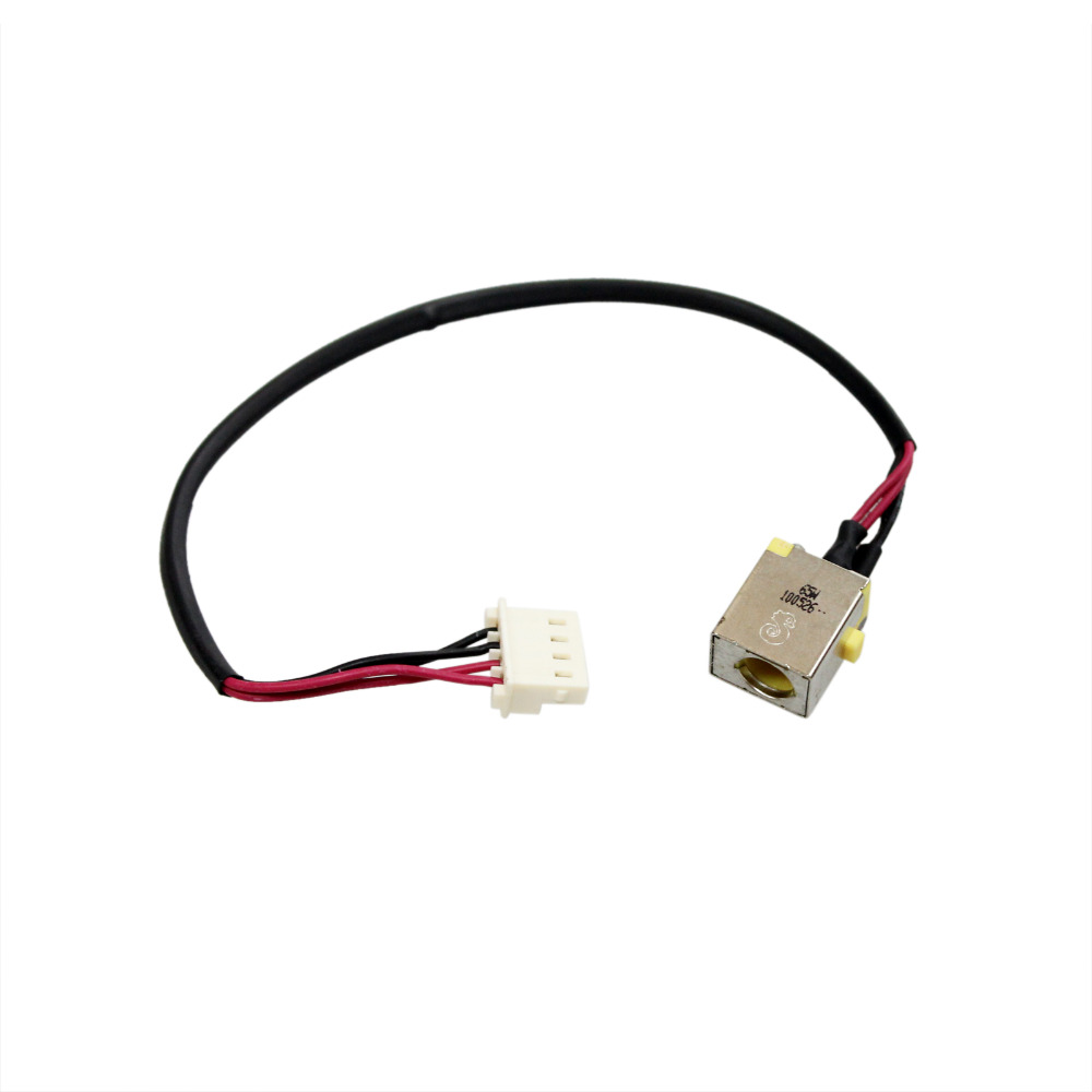 DC Power Jack Harness Cable For Acer Aspire E5-575-5493 E5-523 E5-553 F5-573 E5-575G Series