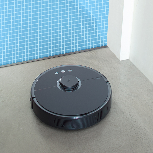 roborock s50 robot vacuum cleaner 2 global smart planned route APP control Wireless/cordless for Home automatic sweep and mop