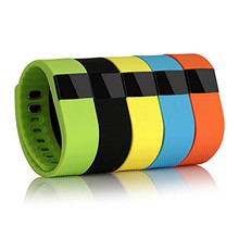 TW64 Bluetooth Smartband Smart Watch Wrist Band Smartwatch Pedometer anti-verlorene für Samsung Huawei Android Smartphones