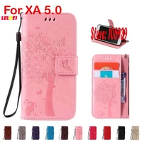 New Deluxe Best Tree Star Flower Cat Butterfly PU Leather Flip Leathe Wallet Case Caso Bag