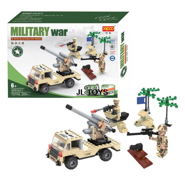 3in1 DIY Military war bricks soul of the Marines Armored Car assemblage building block Army Mini blocks compatible with lego