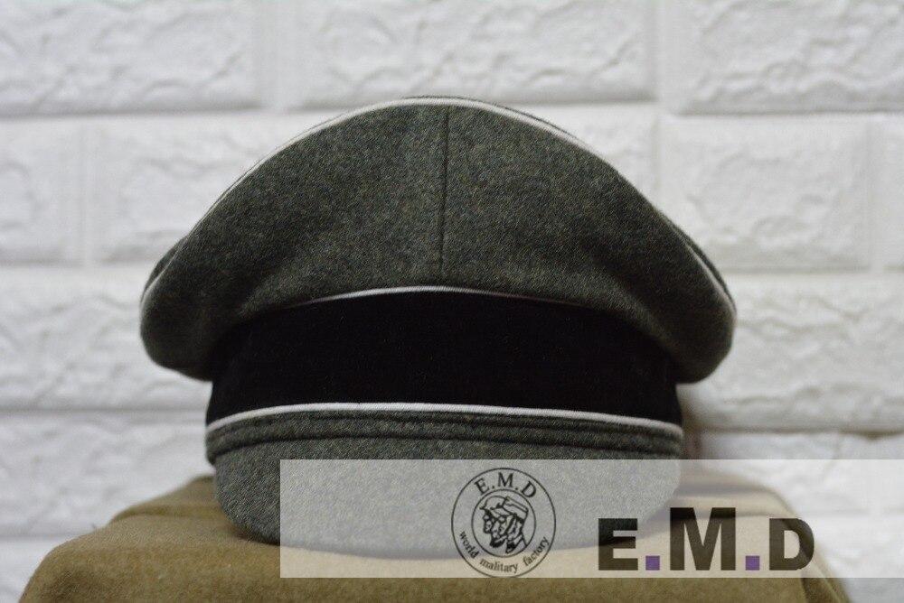 Wolle M37 Elegantes Und Robustes Paket Lnfantry Ww2 E.m.d Kampf Hut