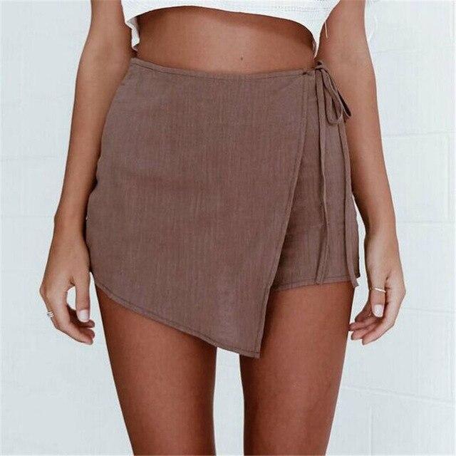 476422d4ea Sexy Women High Waist Short Pants Shorts Summer Casual Shorts Beach Fashion  Shorts Women Clothes 2017 New