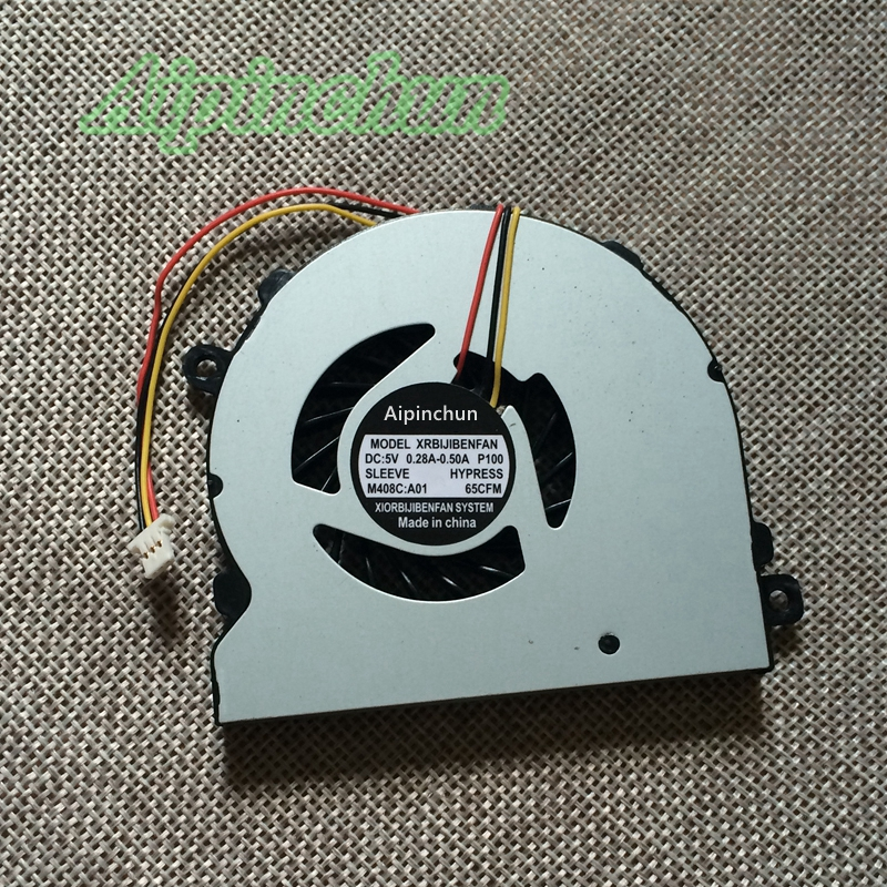 Aipinchun New CPU Cooling Fan For Dell 5542 5543 5548 15mr-1528s 5000 Inspiron 15 (5547 Early 2014) Cooler Radiators Laptop Fan