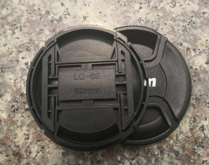 40.5 52 55 58 62 67 72 77 82 86mm Front Lens Cap bìa canon ef nikon ai f d3 d5 d90 d300 d600 d750 d850 d7100 z6 z7 n1 máy ảnh