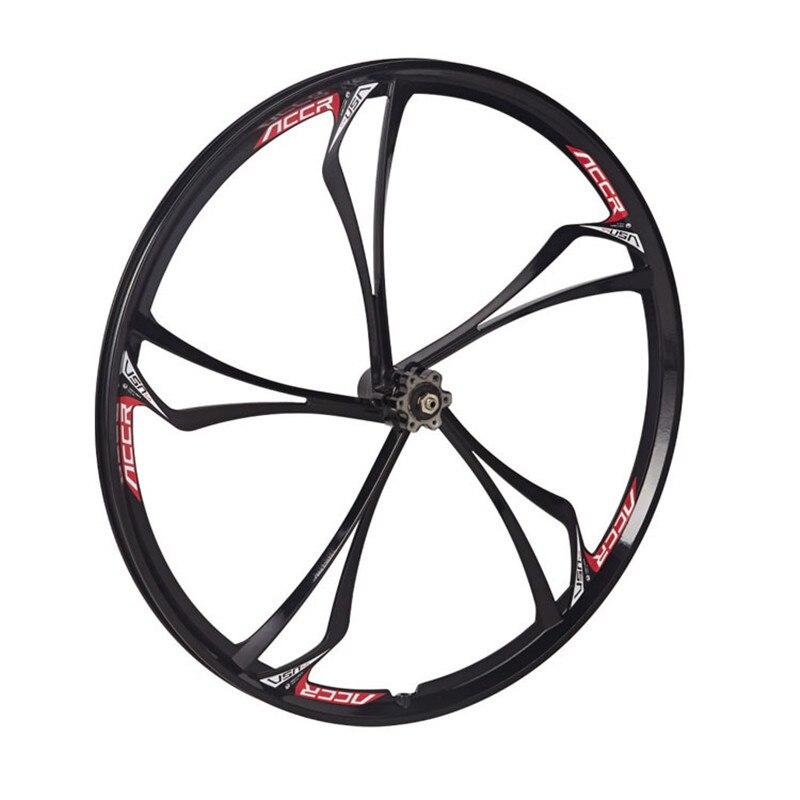 "Front Wheel 20/"" 406 MTB Bike Mag Front Wheel Rim Disc Brake 6//7//8//9//10 Speed"