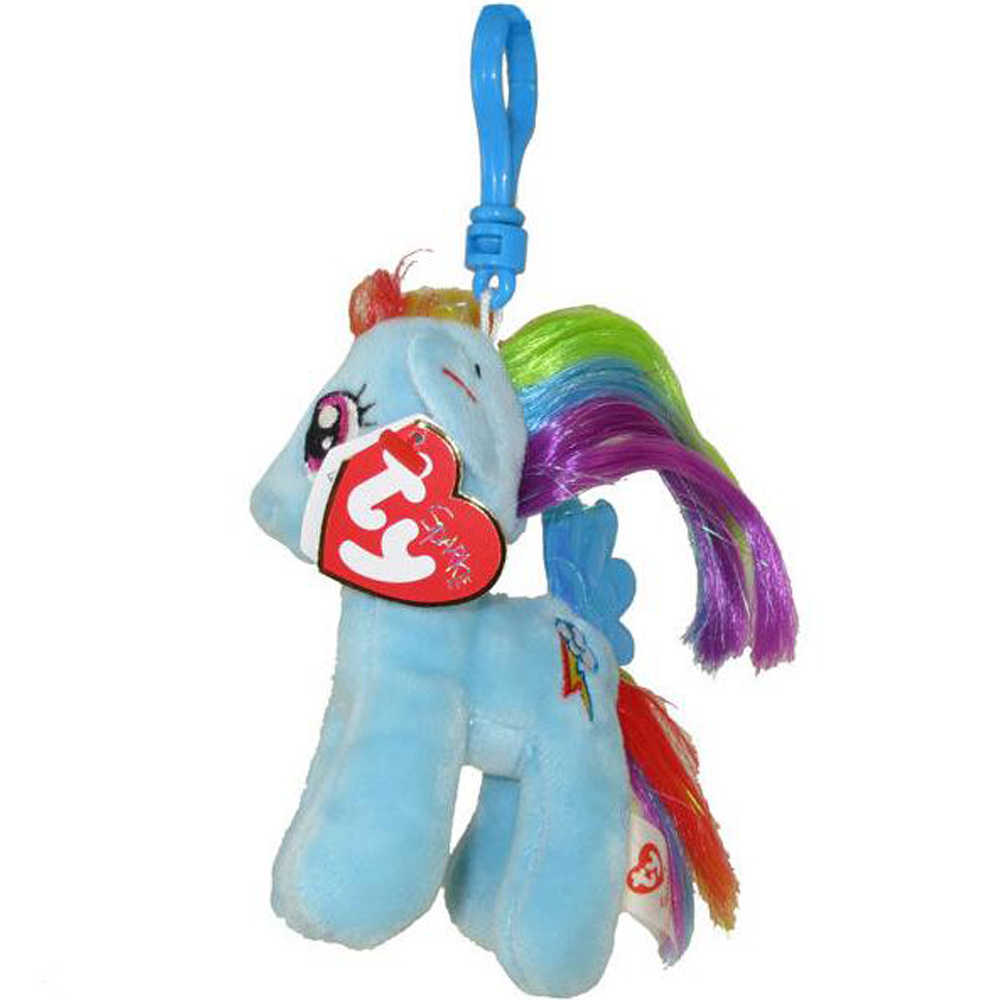 Detail Feedback Questions About Pyoopeo Ty Sparkle Rainbow Dash Clip