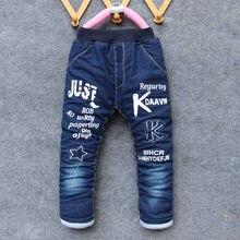 0d5a56443 Bibicola invierno Bebé niños pantalones vaqueros pantalones gruesos  pantalones calientes pantalones jeans para niños invierno cá.