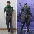 OW Genji Cosplay Costume Custom Made