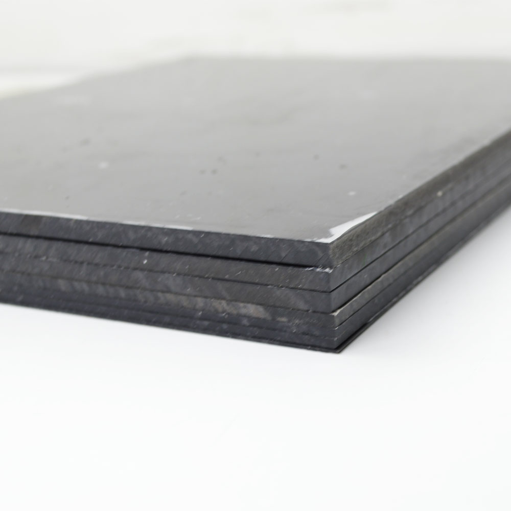 250x200mm With  5mm Thickness Abs Plastic Board Model Solid Flat Sheet For Sand Table Model Making
