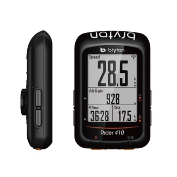 Bryton Rider 410E/410T Wireless GPS / ANT+ BLE Bike Bicycle Cycling Computer bryton r530t gps bicycle bike cycling computer