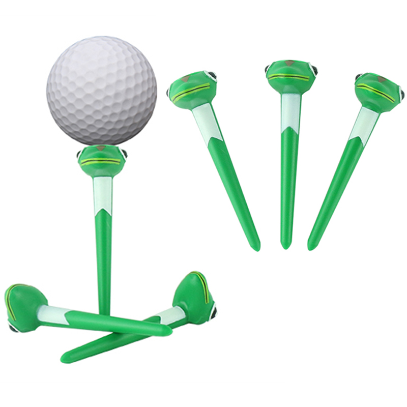 Golf tee plastic Multi-function golf tees Cartoon animal shape golf tees free shipping