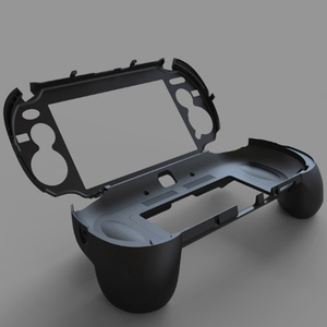 Image 2 - 2in1 kılıf kapak PSV 1000 kolu L2 R2 tetik L3 R3 tetik PS VITA 1000 Slim oyun konsolu için ps4 pc Gamepad aksesuarları