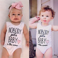 NewBaby Casual Clothes Toddler Baby Boys Girls Bowtie Organic Cotton One-Pieces Bodysuit Playsuit Outfits Clothing 0-24M