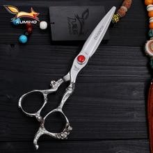 KUMIHO hot selling hair scissors 6 inch hair cutting scissors mirror polished hair shear durable baber scissors free shipping