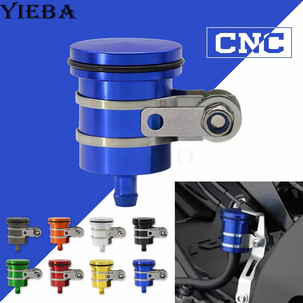 Black CNC Machined Brake Clutch Motorcycle Racing Master Cylinder Fluid Reservoir Tank Oil Cup For Suzuki 600//750 KATANA 1998 1999 2000 2001 2002 2003 2004 2005 2006