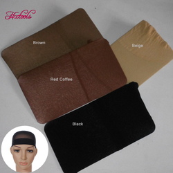 24units wig cap for making wigs stocking wig liner cap snood nylon stretch mesh in 4.jpg 250x250