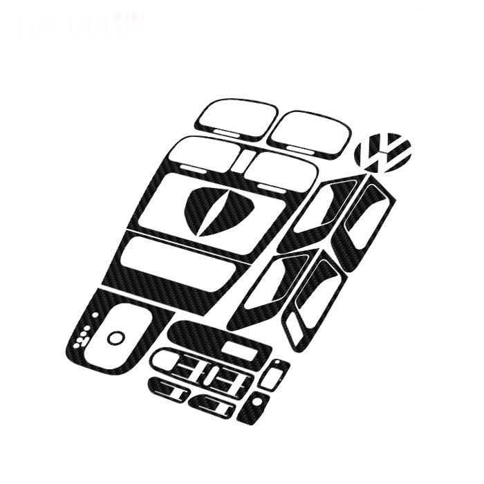Avtomobil Üslubu Yeni Avtomobil İnteryer Mərkəzi Konsol Rəng - Avtomobil daxili aksesuarları - Fotoqrafiya 5