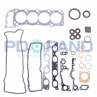 2TZ 2TZFE 2TZ FE Engine Overhaul Rebuilding Gasket Kit 04111 76071 for Toyota TARAGO TCR2 TCR1 2.4 4WD 2438cc 1990 2000|Engine Rebuilding Kits| |  -