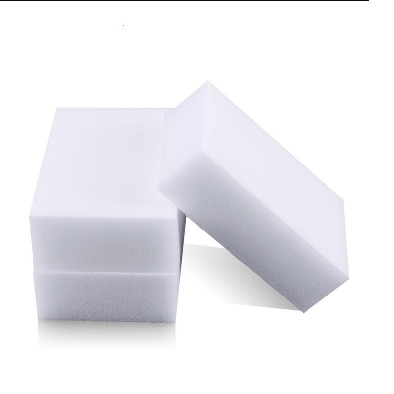 Image 5 - 100pcs/lot 10*6*2cm Magic Sponge Cleaner Super Decontamination Eraser Melamine Kitchen Office Bathroom Nano  Cleaning Tool-in Sponges & Scouring Pads from Home & Garden