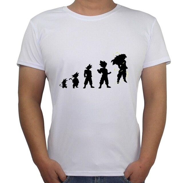 Shirt Evoluzione Di Star Uomini Wars Umana Modo Anime T Arrivo ZukXiP