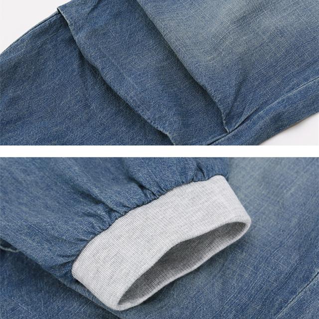 Harem Capris jeans for woman