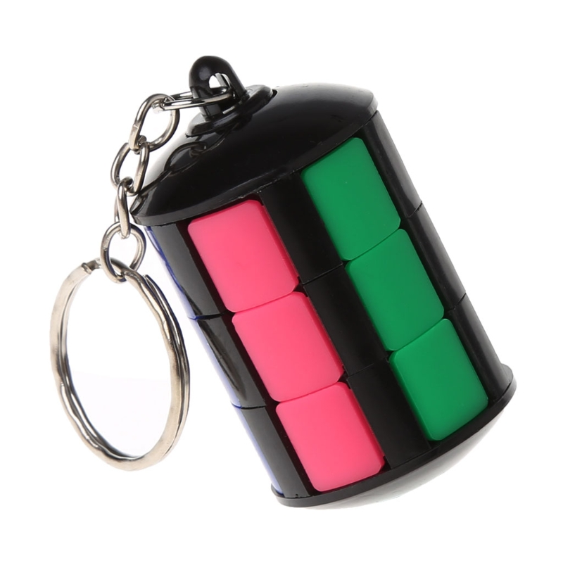 Toys & Hobbies Professional Sale 1pc Smart Tower Puzzles With Keychain Magic Cube Educational Toys For Children Jigsaw Puzzle Anti-stress Cube Kids Toys Fun Game